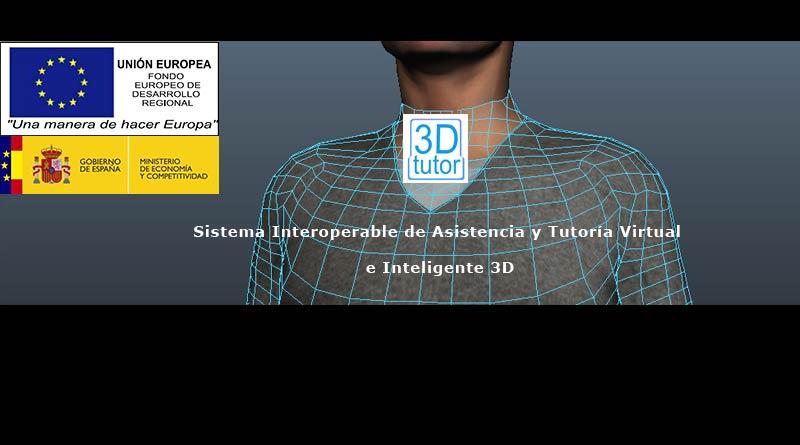 Sistema Interoperable de Asistencia y Tutoría Virtual e Inteligente 3D orientado a procesos motivacionales de Desarrollo Cognitivo. 3DTutor