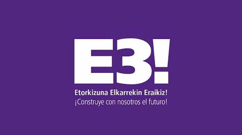 Proyecto E3! Etorkizuna Elkarrekin Eraikiz!
